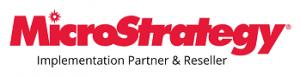 MicroStrategy Implementation Partner Logo