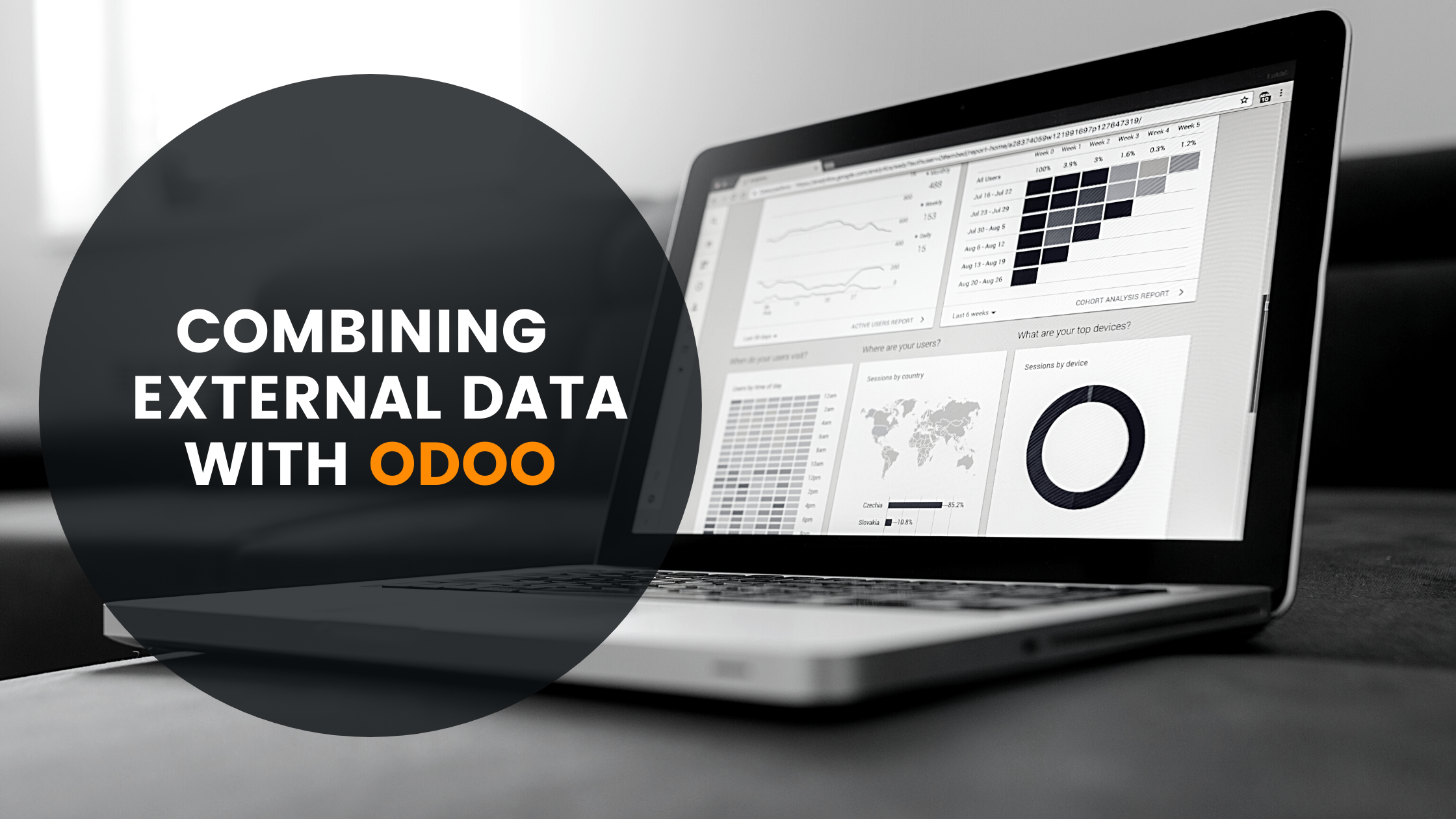 combining external data with odoo